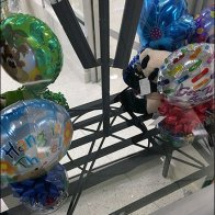 New Heights Balloon-Tree Merchandising