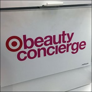 Beauty Concierge Outreach Mid-Aisle at Target