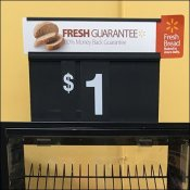 Hot French Bread Grab-N-Go Proofing Cabinet