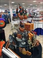 Pumpkin Rider Acrylic Pedestals Stacked