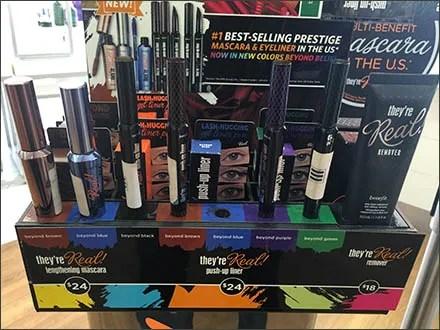 Color-Coded Mascara & Eyeliner