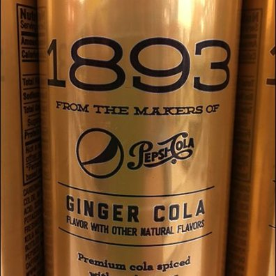 1893 Pepsi PowerWing: Vintage Goes Modern