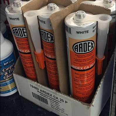 Ardex Adhesive Knock-Down Shipper Breakthrough