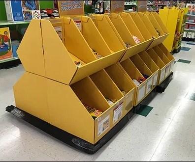 Endless Array of Corrugated-Bulk-Bins