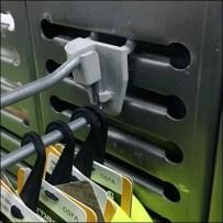 Slot Merchandised Cap Straight-Entry Hooks