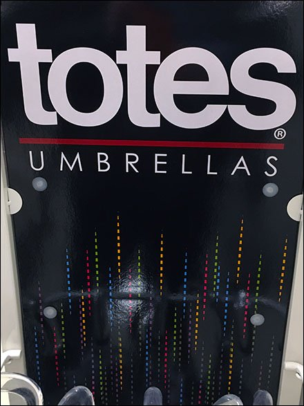 Totes Menu Umbrella Stand In Overview