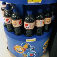 Pepsi Emoji Looks-Like-You Spinner