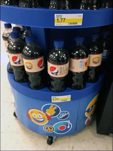 Pepsi Emoji Looks-Like-You Spinner