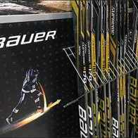 Bauer Hockey Stick Endcap Dividers In Open Wire