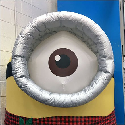 Merchandise a Minion Inflatable
