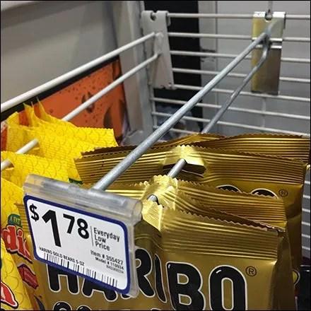 Famous Haribo Gummi Bears Grid Hook