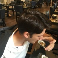 hayk-kosyan-eating-oysters-ritz-carlton-2