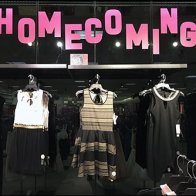 Pink School Homecoming Merchandising