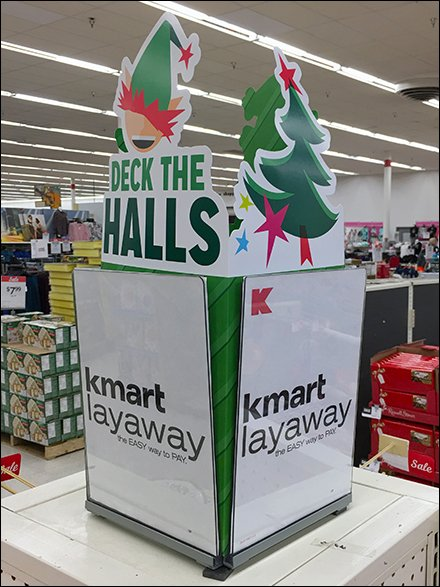 Get Your Jingle On Layaway by Kmart