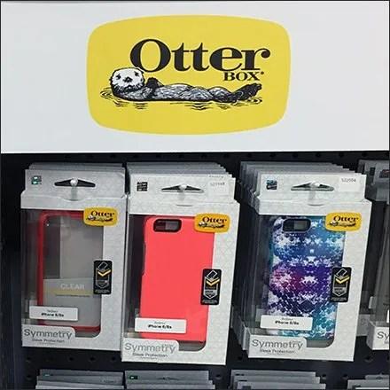 Otter Box Merchandising Kiosk