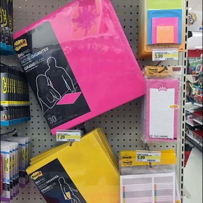 Notas Gigantes by Post-It® Notes