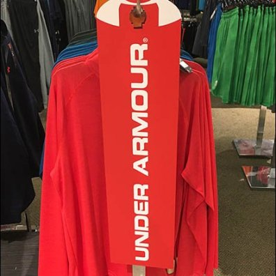 Under Armour Brilliantly Branded Verticality