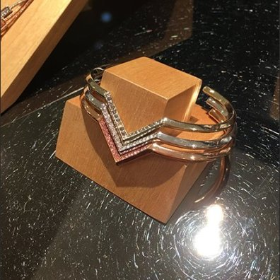 Wood Jewelry Forms at Karen Millen