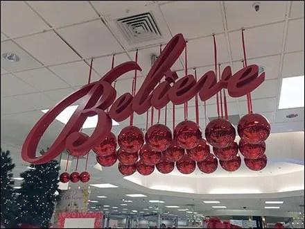 Macys-Believe Ongoing Christmas Theme