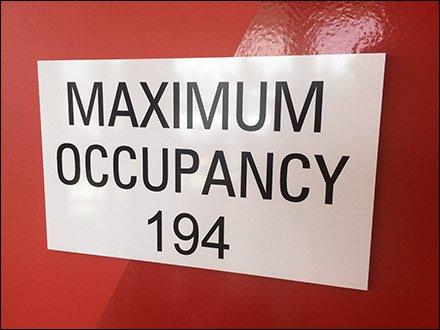 Maximum Skydiving Capacity Restricted to 194