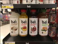 Bottle Neck Hang For Bai Beverage Merchandising