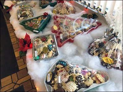 Christmas Bakery Buffet 3