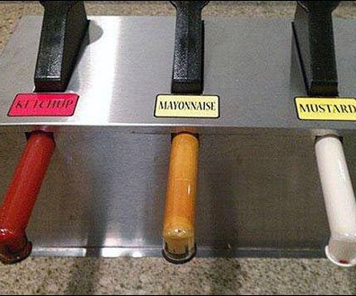 Foodservice Condiment Confusion