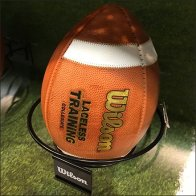 Double Ring Hook Football Display