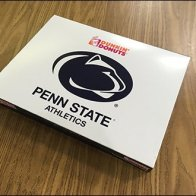Dunkin' Donuts Penn State Nittany Lions Packaging 2