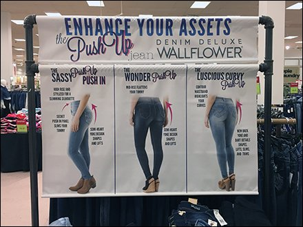 Enhance-Your-Assets With Push-Up Jeans