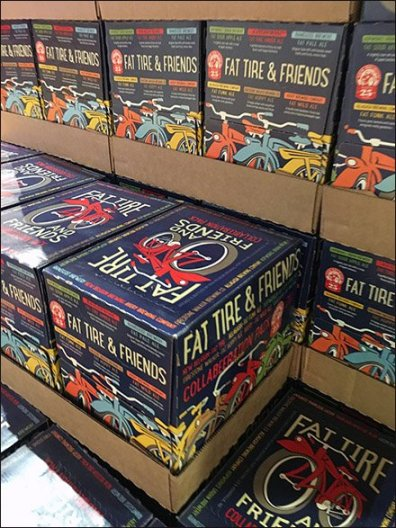 Fat Tire & Friends Collaboration Pack 2