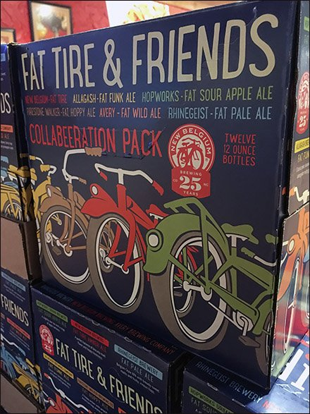 Fat Tire & Friends Collaboration Pack 3