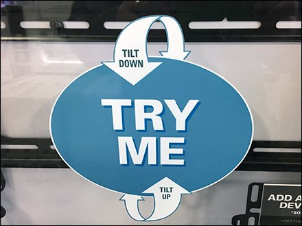 In-Store Demo, Retail Try-Me, Product Trials