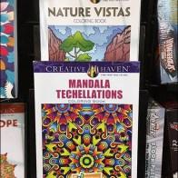 GridWall Tiered Book Literature Holder 1