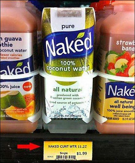 Much More Than Pure Naked Coconut Water