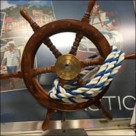 Nautica Nautical Visual Merchandising Props Amp'd