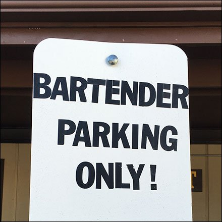 Bartender Parking Hospitality-Retail Regulations