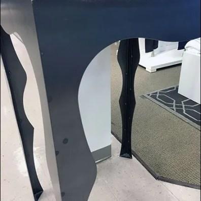 Sculpted Leg Christmas Museum Case 3