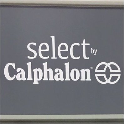 Select Calphalon Endcap Logo