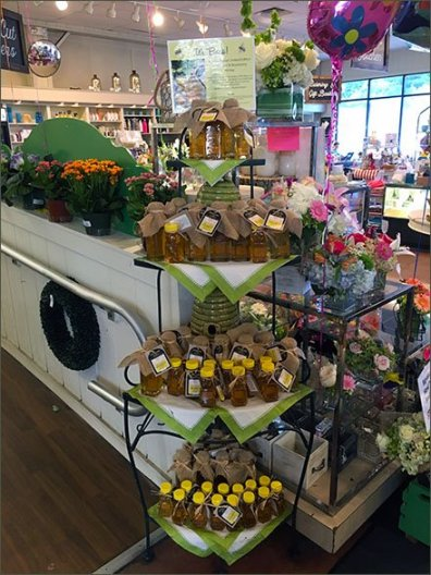 Sickles Market Limited Edition Wildflower & Blackberry Honey Merchandising