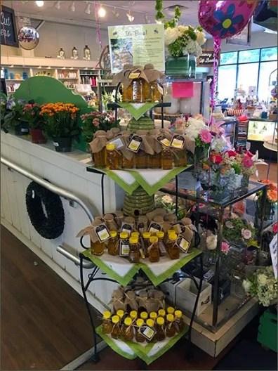 Sickles Market Limited Edition Wildflower & Blackberry Honey Merchandising