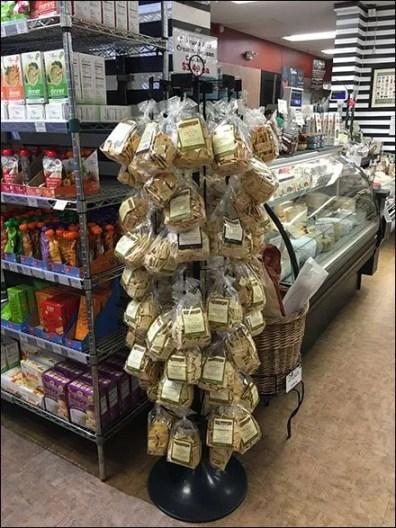 Sickles Market Artisan Crackers Spinner