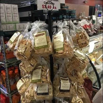 Sickles Market Artisan Crackers Spinner 2