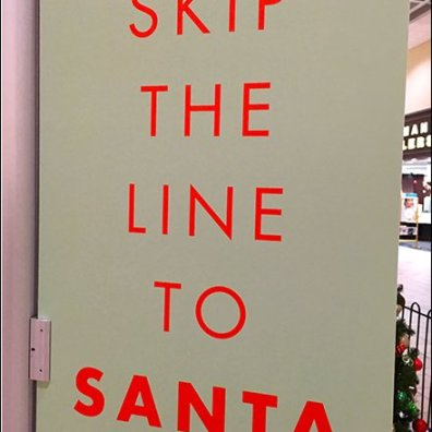 Skip The Line To Santa 3