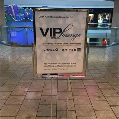 V.I.P. Lounge Sign 2
