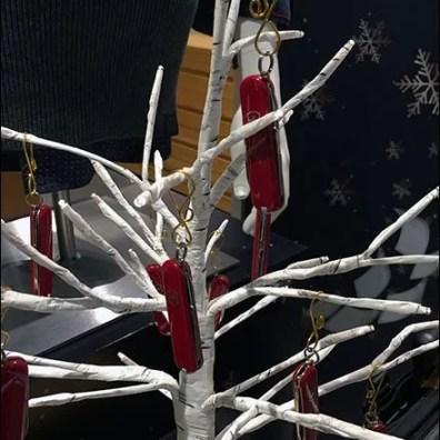 Victorinox Swiss Army Knife Birch Tree 2