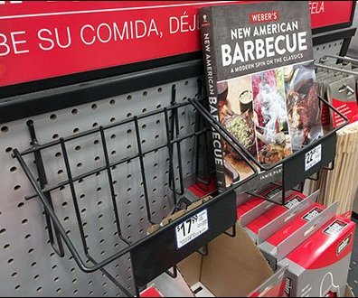 Weber Merchandises The New American Barbecue