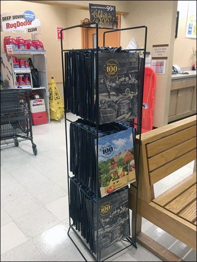 Wegmans 100th Anniversay Reusable Shopping Bags 2