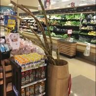 Sugar Cane Wood Barrel Priced Per Piece
