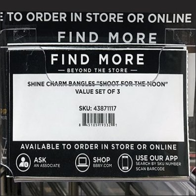 In-Store Shopping Alternatives At Bed Bath And Beyond